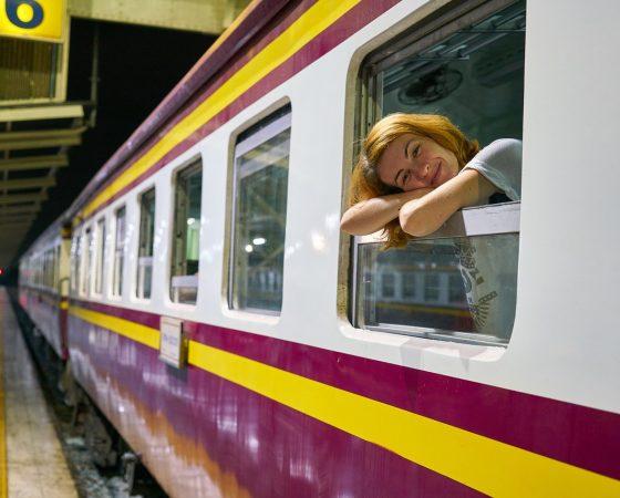 Билети за влак DB Bahn, TGV, RZD, JR и други & Самолет и Влак